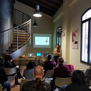 Women's digital right to the city: Open Data Day 2018 in Bologna